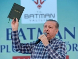 Eski Diyanet İşleri Başkanı'ndan Erdoğan'a Kuran tepkisi!
