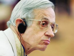 Dahi matematikçi trafik kazasında öldü
