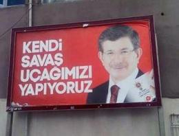 Tepki geldi AK Parti'nin o afişi kalktı