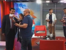 Star TV çalışanlarının Demirtaş sevgisi...