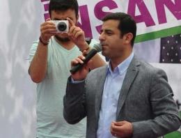 Demirtaş'tan seçmene: O mühürü HDP'ye basınca...