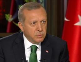 Cumhurbaşkanı Erdoğan o sözlere sinirlendi