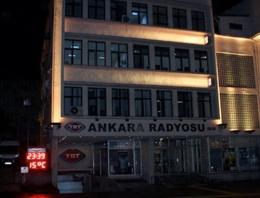 TRT Ankara Radyosu'nda şoke eden ölüm
