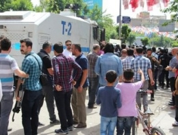 Siirt'te HDP'den AK Partililer'e saldırı