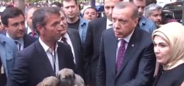 Erdoğan'ı şok eden cevap! Yüz ifadesi birden değişti