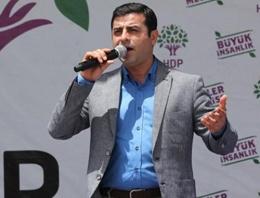 Demirtaş'tan HDP'lilere baraj uyarısı!
