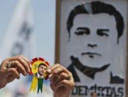 Demirtaş'tan öldürülen AK Parti'li için flaş mesaj!