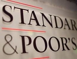 S&P'den beklenen Türkiye açıklaması