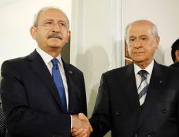 MHP'den Kılıçdaroğlu'na koalisyon teklifi yanıtı