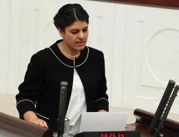HDP'den MHP'ye Dilek Öcalan tepkisi