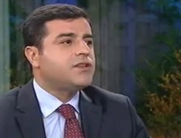 HDP'den Demirtaş'ın o sözlerine jet düzeltme!