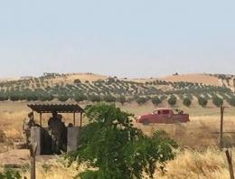 Cerablus YPG'nin kuşatması altında