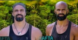 Hasan'ın yok artık dedirten Survivor değişimi