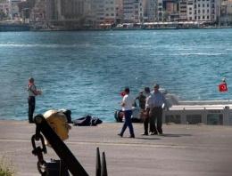 Şok intihar! İşadamı köprüden atladı!
