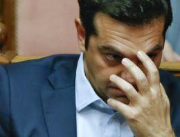 Yunanistan'da kriz giderek büyüyor