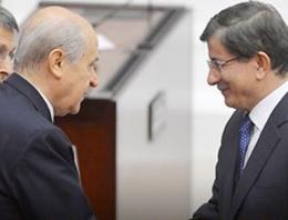 Ankara'da koalisyon hesapları değişti