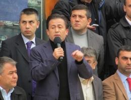 Tuzla'da belediye ile mahalleli karşı karşıya