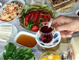 Ramazan'ın son bölümü için beslenme önerileri