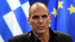 Yunanistan Maliye Bakanı son dakika istifa etti