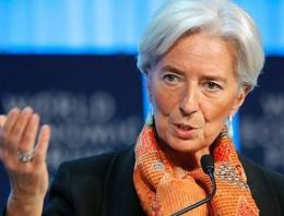 IMF'den Yunanistan'a yeşil ışık!