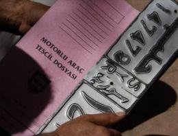 Suriyelilere Türk plakası dönemi başladı