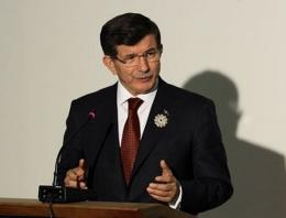 Davutoğlu'ndanSrebrenitsa tepkisi
