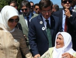 Başbakan Davutoğlu Suruç'ta ilk ziyaret