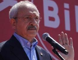 Kılıçdaroğlu İzmir'deki işgale son verdi!