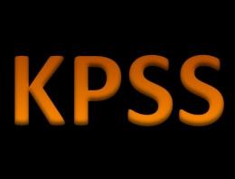 KPSS sonuçları 2015 işte hatalı 4 soru