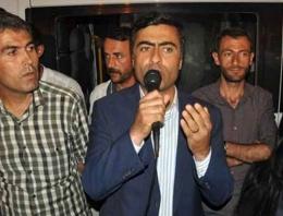 HDP'li vekilden PKK tükürükle boğar sözlerine özür