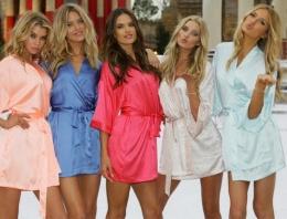 Victoria's Secret kızlarından seksi reklam filmi!