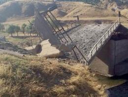 PKK köprüyü havaya uçurdu
