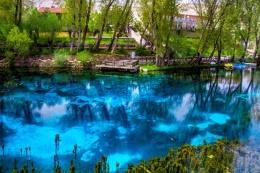 Anadolu'nun saklı kalmış cenneti Gökpınar Gölü