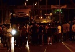 Erzurum'da gergin gece! PKK iddiası