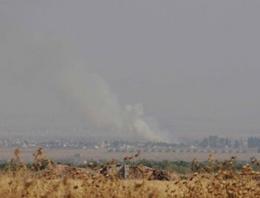 IŞİD sınırda bombalı araçla saldırdı!