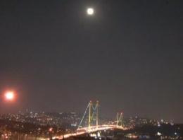 Dün gece Mavi Ay şöleni yaşandı mı?