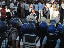 Diyarbakır karıştı Öcalan yürüyüşen izin yok