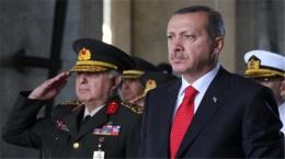 Erdoğan'dan Necdet Özel'e başsağlığı mesajı