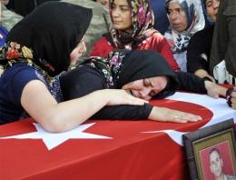 Şehit Akkabak gözyaşlarıyla uğurlandı