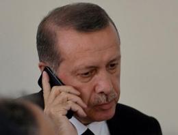 Erdoğan o aileleri teker teker aradı