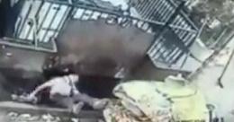 Çöp öğütme makinesinde korkunç ölüm!