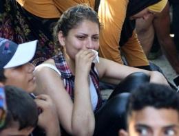 Suriyeli mültecilerin ağlatan dramı!