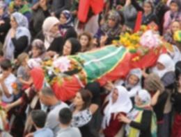 13 YPG'nin cenazeleri için flaş karar