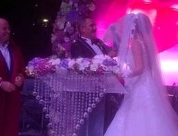 Yavuz Bingöl Öykü Gürman evlendi