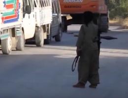 Astsubay yol kesen PKK'dan böyle kurtuldu...