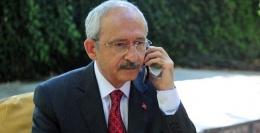 Kılıçdaroğlu'ndan Levent Üzümcü'ye destek!