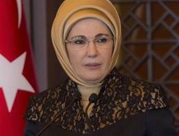 Emine Erdoğan: Sabır acıdır ama meyvesi tatlıdır!