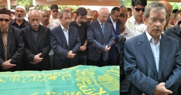 Abdüllatif Şener'in acı günü