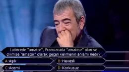 Kim Milyoner Olmak İster yarışması isyan ettirdi