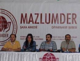 Mazlumder'den PKK'ya 1 Eylül çağrısı!